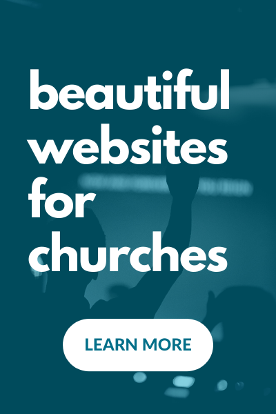 beautiful websites for churches