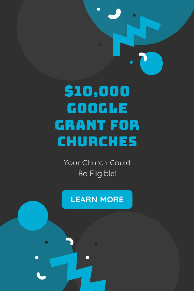 Google Grants for Chruches