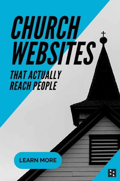 church websites that work